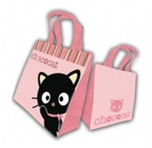 Chococat Sanrio Magazine Book Bag